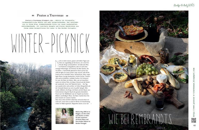 Mónica Pinto - I Like Blogs Magazine